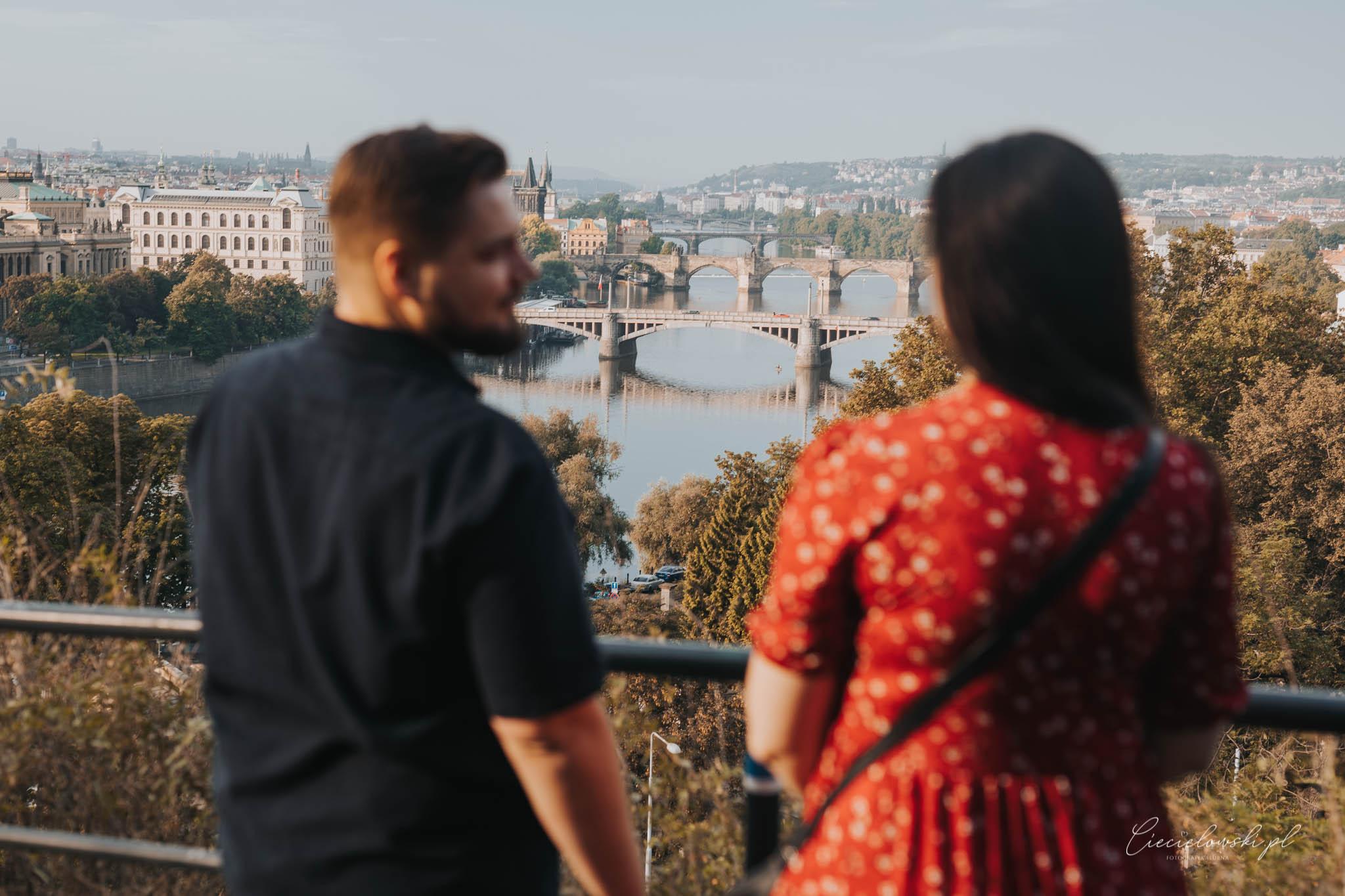 Ania i Tomek – sesja narzeczeńska